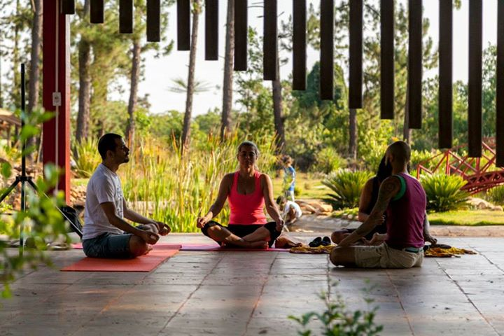Meditação e saúde ShaktíYogaBrasília