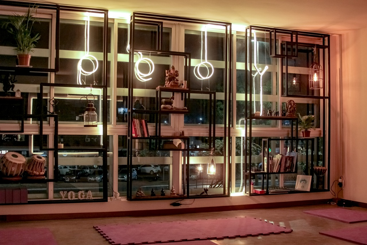 Estúdio Yantra Yoga Brasília