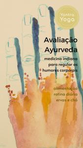 Avaliação Ayurveda