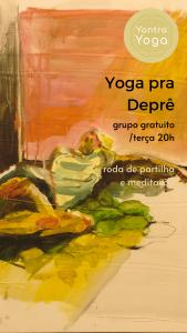 Yoga pra Deprê